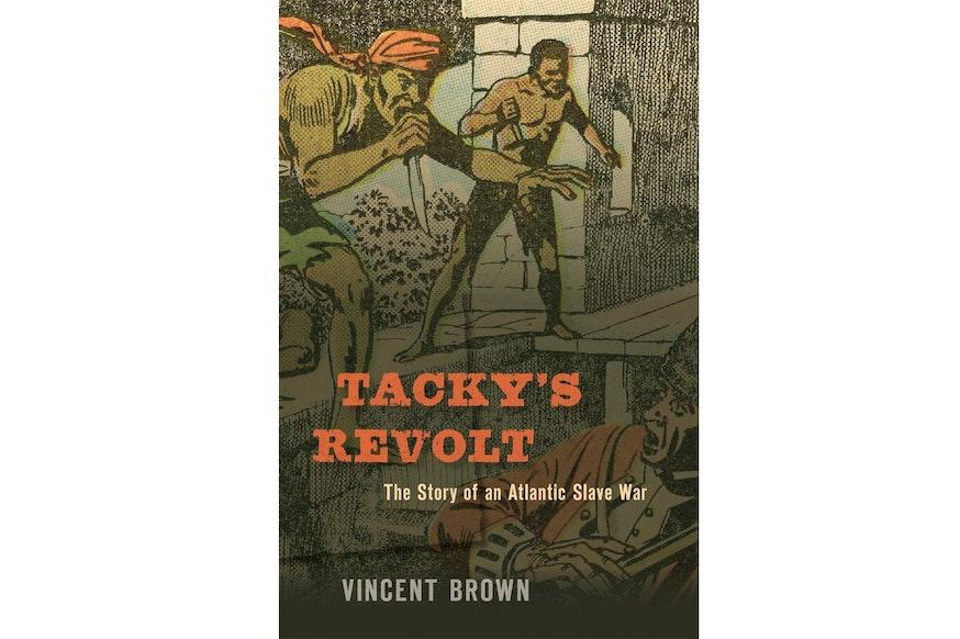 Image 101420 16x9 Transparent Rtr164 Vincent Brown Tackys Revolt Cover