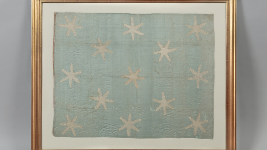 Image 091120 General George Washington Standard Flag Collection Washington Headquarters Flag 72