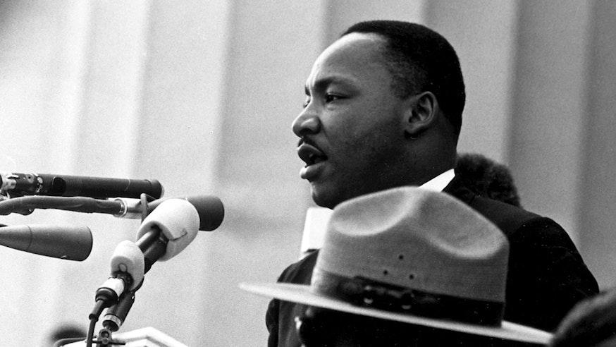 Martin Luther King Jr. speech