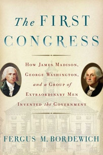 The First Congress Book Cover