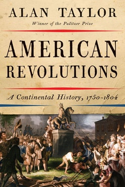 American Revolutions Book Cover