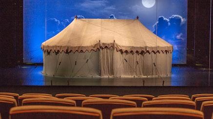 Image 090420 George Washington Tent Film 085 Theater