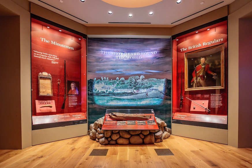 Image 090420 Shot Heard Round The World Gallery 096 Moar Displays