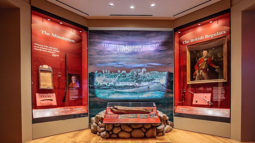 Image 090420 Shot Heard Round The World Gallery 096 Moar Displays