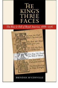The King's Three Faces Book Cover
