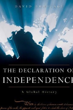 The Declaration of Independence Book Cover
