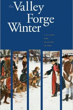 The Valley Forge Winter Book Cover
