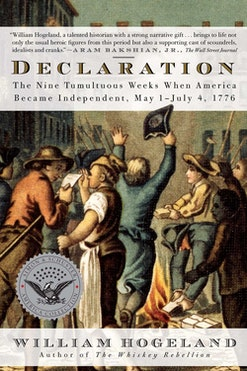 Declaration book cover