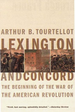 Book Cover of Lexington and Concord: The Beginning of the War of the American Revolution