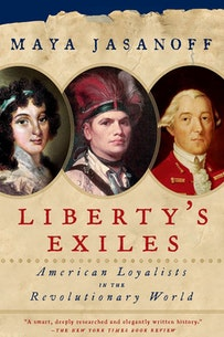 Liberty's Exiles book cover