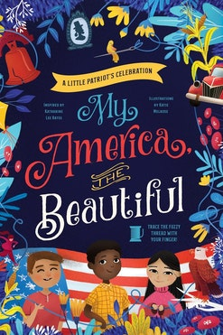 My America The Beautiful book cover