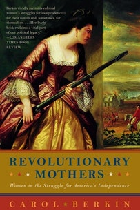 Revolutionary Mothers Book Cover