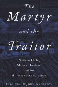 The Martyr and the Traitor Book Cover