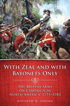 Rtr With Zeal And With Bayonets Only