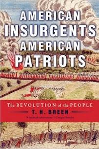 American Insurgents, American Patriots Book Cover