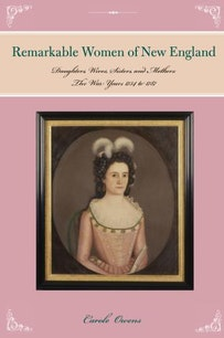 Remarkable Women New England Book Cover