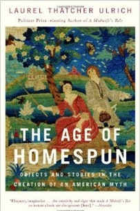 Age of Homespun Book Cover
