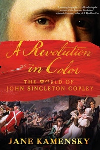 A Revolution In Color Book Cover