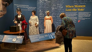 When Women Lost Vote Tableau