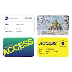 Pennsylvania Access Cards