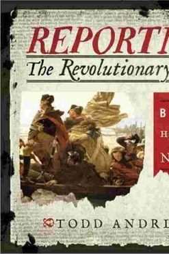 Reporting the Revolutionary War Book Cover