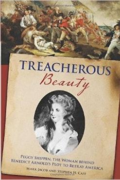 Treacherous Beauty Book Cover