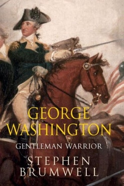 George Washington: Gentleman Warrior book cover