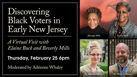 Discovering Black Voters in Early New Jersey