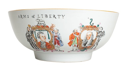 Image 092420 16x9 Arms Liberty Punch Bowl Collection Punchbowl