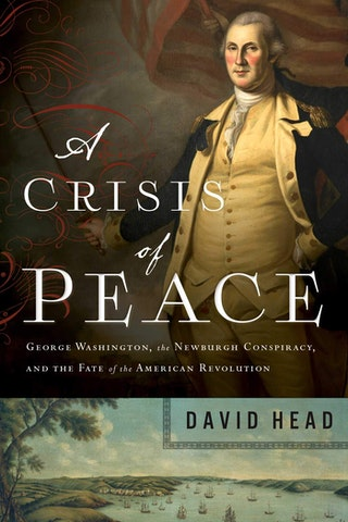 A Crisis Of Peace by David Head Book Cover