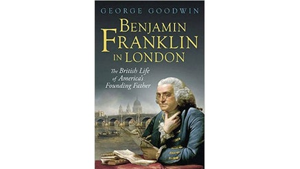 Benjamin Franklin in London by George Goodwin