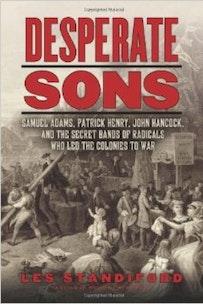 Desperate Sons book cover