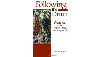 Following the Drum by Nancy Loane