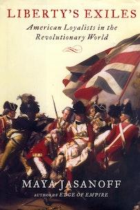 Liberty's Exiles Original book cover