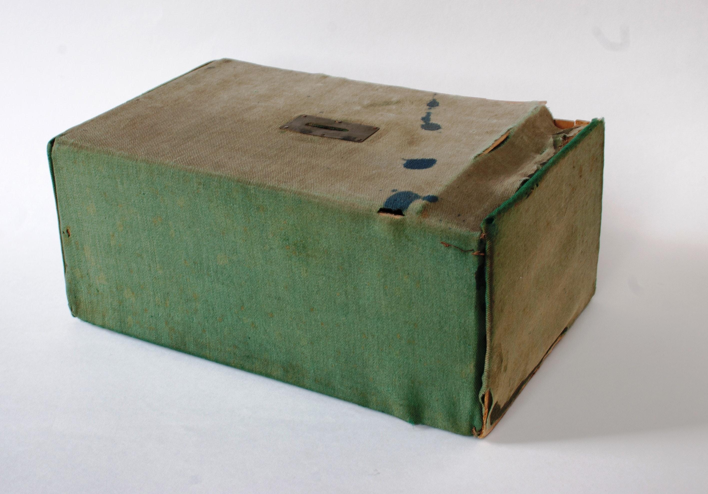 Photo of a Women's ballot box.