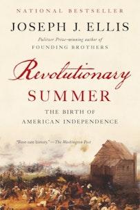 Revolutionary Summer book cover