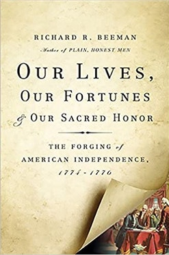 Our Lives, Our Fortunes, Our Sacred Honor Book Cover