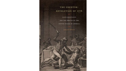 The Counter Revolution Of 1776 by Gerald Horne