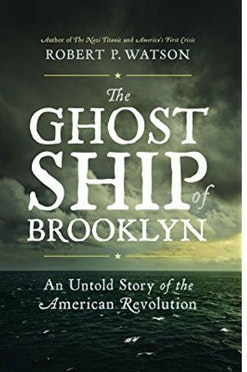 The Ghost Ship of Brooklyn Book Cover