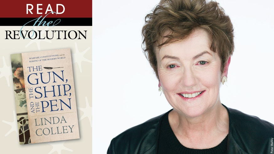 Read the Revolution Speaker Series with Linda Colley