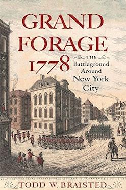 Grand Forage 1778 Book Cover