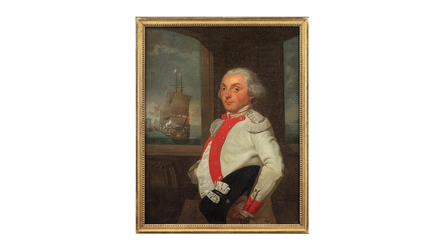 Image 091120 Portrait Perron Comte Revel Collection Duperron