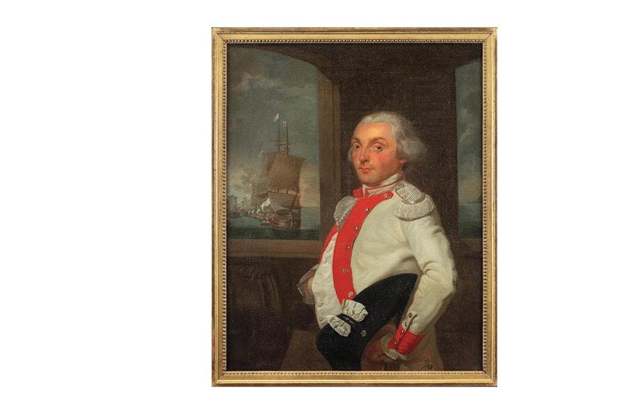 Image 091120 Portrait Perron Comte Revel Collection Duperron