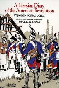 A Hessian Diary of the American Revolution Book Cover