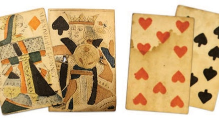 Image 04142 Whist Game Cards