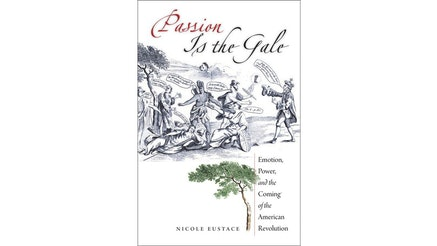 Passion Is The Gale by Nicole Eustace