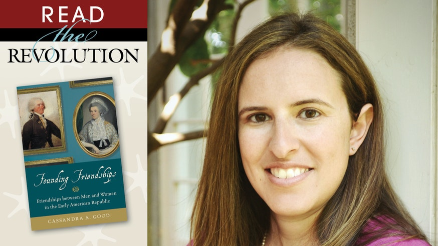 Read the Revolution Speaker Series with Cassandra Good
