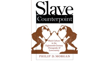 Slave Counterpoint by Philip Morgan