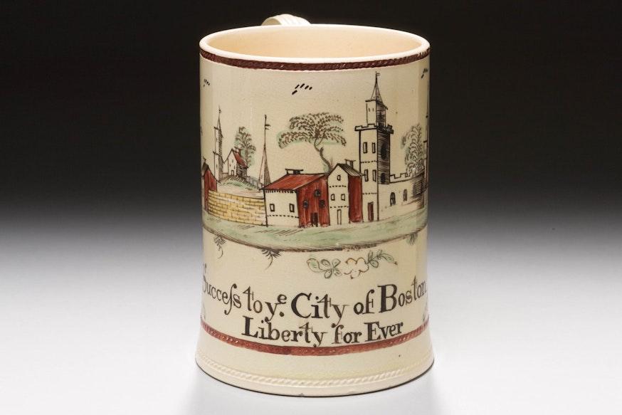 Image 091120 16x9 Success City Boston Mug Collection Boston Mug
