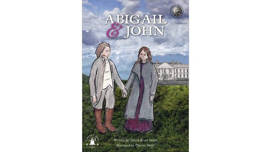 Abigail And John Book Cover David Bruce Smith